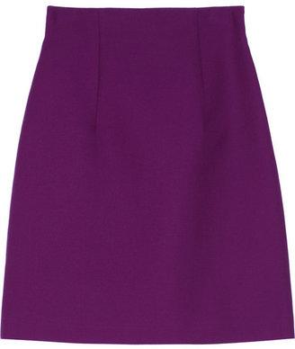 Miu Miu Cotton-twill skirt