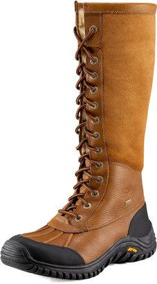 UGG Adirondack Lugged Shearling Boot