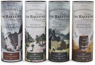 Balvenie The Stories Single Malt Scotch Whisky Collection - 4 X 700ml