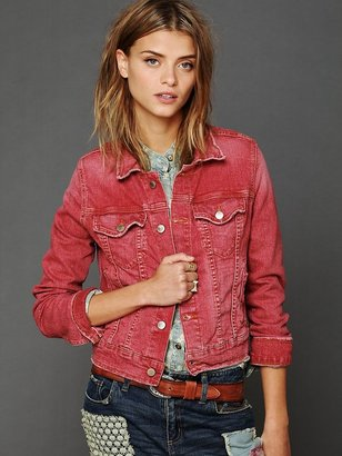 Free People M2F by Along The Way Denim Jacket
