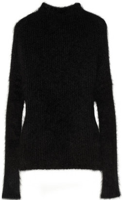 Rick Owens Ribbed alpaca-blend sweater