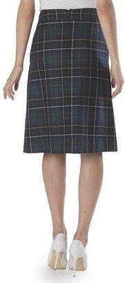 Kule Faircliff Front Pleat Skirt