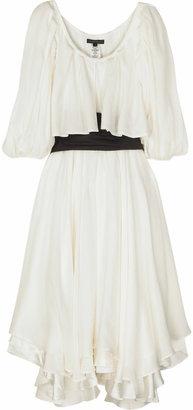 Nathan Jenden Oda chiffon dress