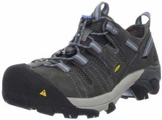 KEEN Utility Women's Atlanta Cool ESD Steel Toe Work Shoe $135 thestylecure.com