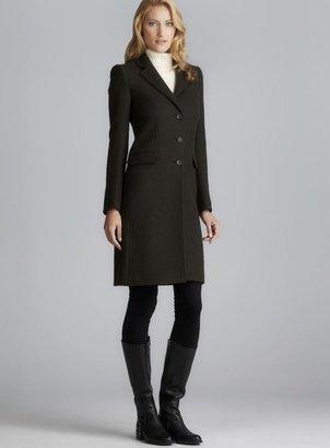 D&G Three Button Wool Coat