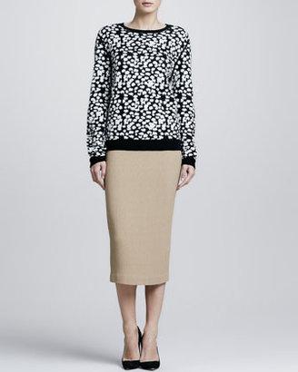 A.L.C. Thea Midi Pencil Skirt