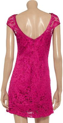 Theia Lace dress