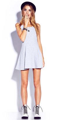 Forever 21 Lovely Lace Skater Dress