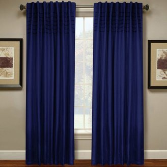 Bed Bath & Beyond Hailey Pleated Window Curtain Panel