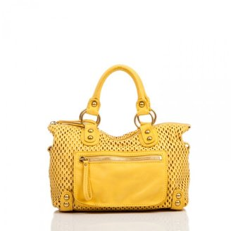 Linea Pelle Dylan Perforated Small Speedy