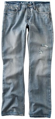 Helix TM slim bootcut jeans