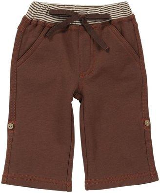Zutano Terry Boardwalk Pants (Baby) - Navy-6 Months