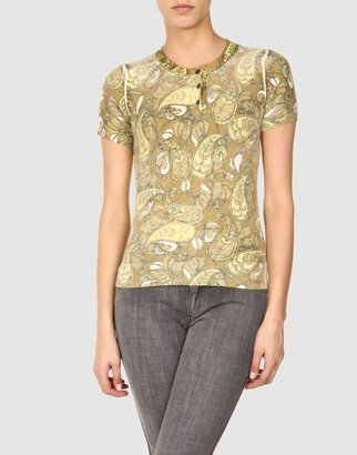 Marc Jacobs Short sleeve sweaters