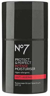 No7 Men Protect & Perfect Intense Moisturiser SPF 15