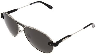 Chloé CL2104 (Black/Chrome/Grey Gradient) - Eyewear