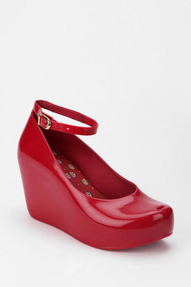 Urban Outfitters Mel By Melissa Shoes Ankle-Strap Wedge