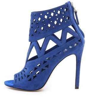 Brian Atwood Levens Cutout Booties