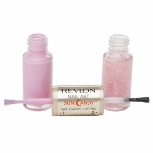 Revlon Nail Art Sun Candy, Pink Dawn