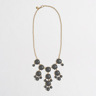 J.Crew Factory Factory resin droplet necklace