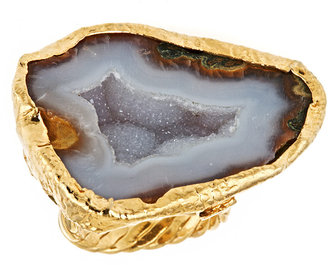 Ettinger UK Dara Nadine Geode Ring