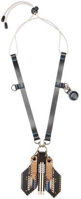 Tula Vice & Vanity 'Tula' necklace