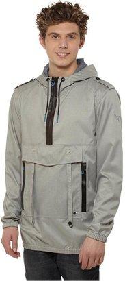 Puma MINI 1/2 Zip Hooded Wind Jacket