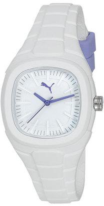 Puma 'Bubblegum - Small' Silicone Watch, 32mm x 36mm