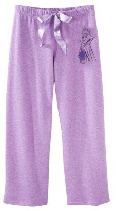 Disney® Juniors Sleep Cropped Pant - Purple Evil Queen