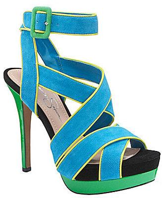 Jessica Simpson Evangela Platform Sandals