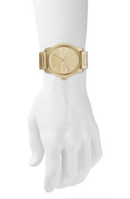 Diesel 'Double Down' Bracelet Watch, 46mm