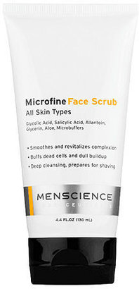 Menscience Microfine Face Scrub 4.4 oz (130 ml)