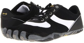 Vibram FiveFingers Speed (Black/White/Black Lace) - Footwear