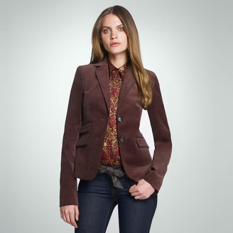 Jones New York The Corduroy Blazer