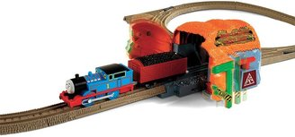 Fisher-Price Thomas & Friends Thomas the Tank Engine Talking Bust Through Mine by