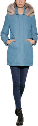 Woolrich Byrd Cloth Womens Arctic Parka