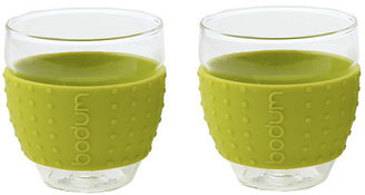 Bodum PAVINA Glasses with Silicone Grip, 3 oz.