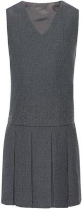 Unbranded St Michael's Church of England Preparatory School Girls' Tunic, Grey