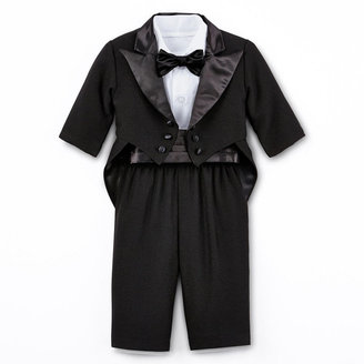 Haddad Keepsake Christening Tuxedo Set - Boys newborn-24m