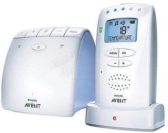 Avent Naturally SCD525/00 DECT Baby Monitor w/ Temp Sensor