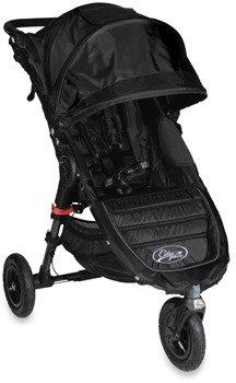 Baby Jogger Baby Jogger™ City Mini GT Single Stroller - Black/Black