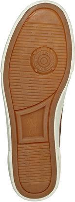 Polo Ralph Lauren Shoes, Parkstone Low Boat Sneakers