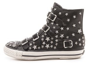 Ash Vertue Studded Buckle Sneakers