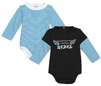 Baby Starters 3-12 Months Bodysuit 2-Pack
