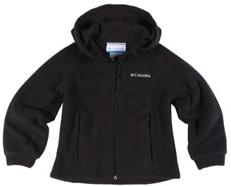 Columbia Kids - Benton Hoodie (Little Kids/Big Kids) (Black) - Apparel