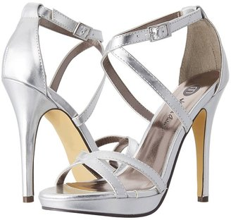 Michael Antonio - Tarten Metallic High Heels $45 thestylecure.com