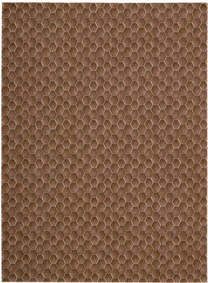 Calvin Klein Home Area Rug, CK11 Loom Select Neutrals LS16 Pasture Fawn 9'6