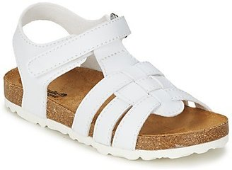 Citrouille et Compagnie MATIA girls's Sandals in White