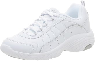 Easy Spirit Women's Punter Athletic Shoe White/Light Grey 11 M
