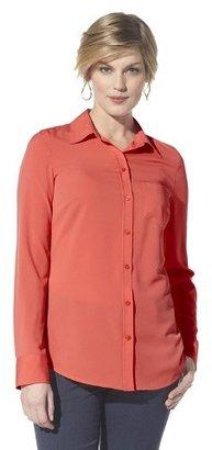 Merona Women's Favorite Blouse - Assorted Colors