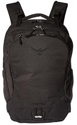 Osprey Cyber (Black) Backpack Bags